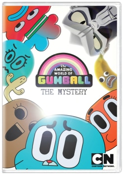 The Amazing World Of Gumball: The Mystery (Volume 2) (DVD)