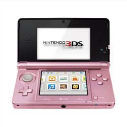 Nintendo 3DS - Pink System
