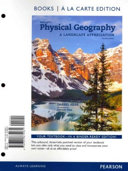 Mcknight's Physical Geography: A Landscape Appreciation (Other book format)
