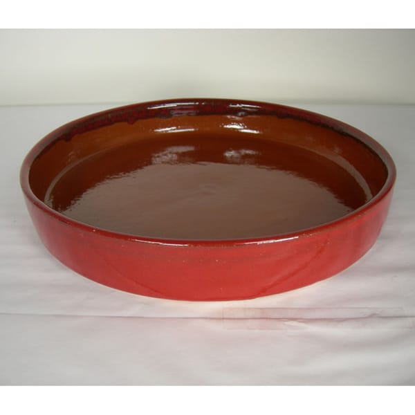 Terafeu French Refractory Clay 12-inch Tarte Dish