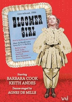 Bloomer Girl (DVD)