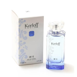 Korloff 'Paris Blue' Women's 3-ounce Eau de Toilette Spray