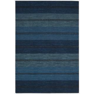 Nourison Barclay Butera Oxford Stripe Rug (7'9 x 10'10)