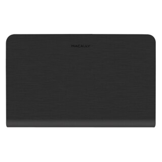 "Macally Carrying Case (Folio) for 11"" MacBook Air - Black"