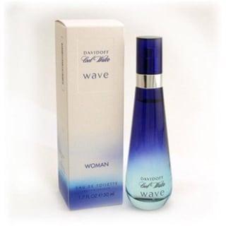 Davidoff Cool Water Wave Women's 1.7-ounce Eau de Toilette Spray