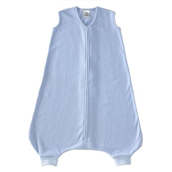Halo Early Walker Baby Blue SleepSack Wearable Blanket