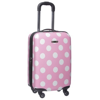 Travel Concepts by Heys 22-inch Hardside Carry On Spinner Upright