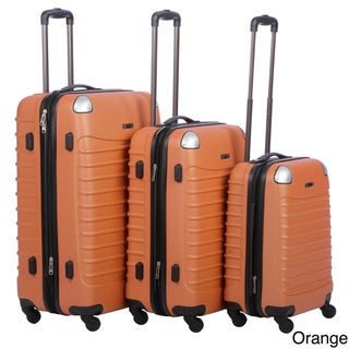 Travel Concepts by Heys Lustro Lite 3-piece Hardside Spinner Luggage Set