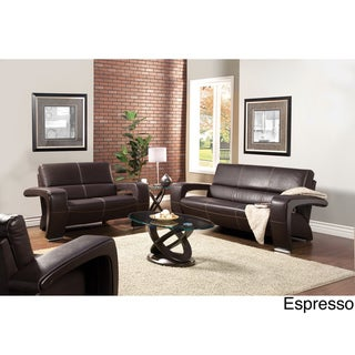 Two-piece Sofa and Loveseat Set