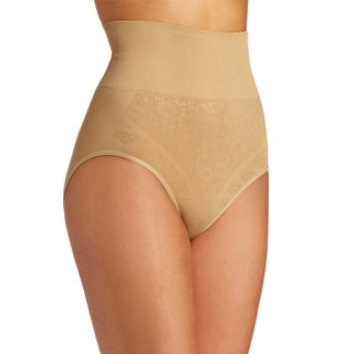 Stanzino Women's Nude Girdle Panties