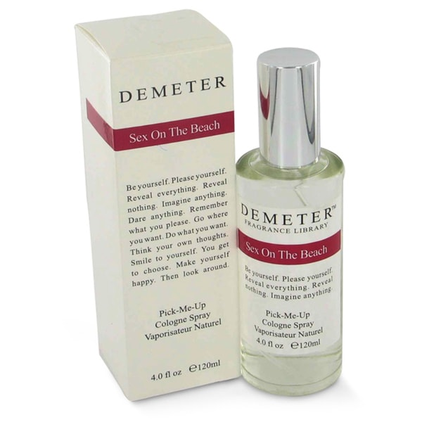 Demeter Sex on the Beach Women's 4-ounce Cologne Spray