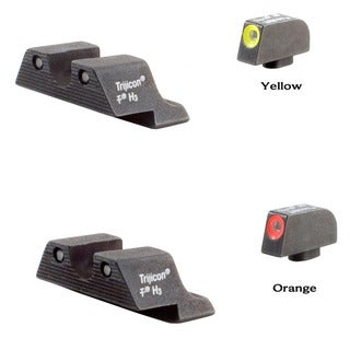 Trijicon HD Night Sight Set for Glock