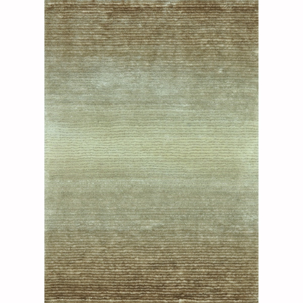 Hand-tufted Josephine Beige Rug (9'3 x 13')
