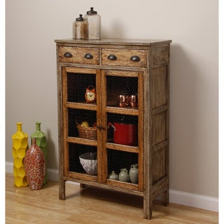 Juqui Kitchen Storage Display Cabinet (Indonesia)
