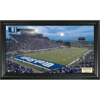 NCAA Highland Mint College Gridiron Panoramic Frames