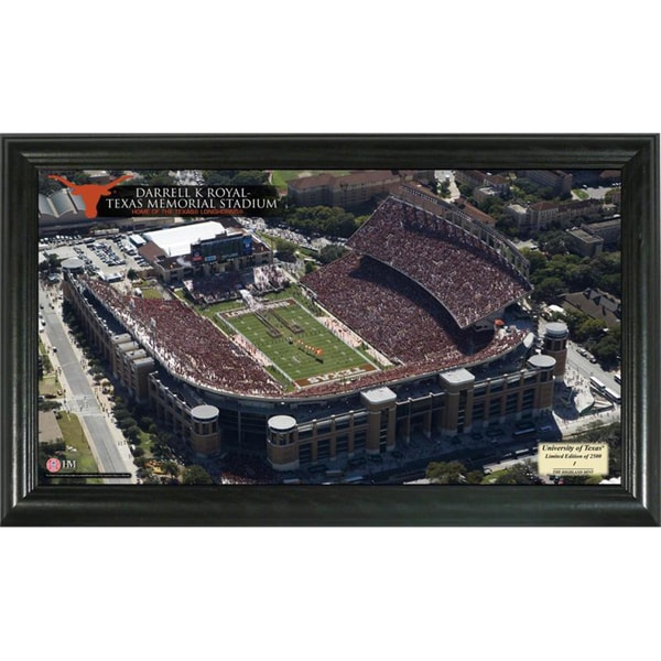 Highland Mint College Gridiron Panoramic Frames