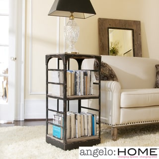 angelo:HOME Bowery 3-tier Shelf