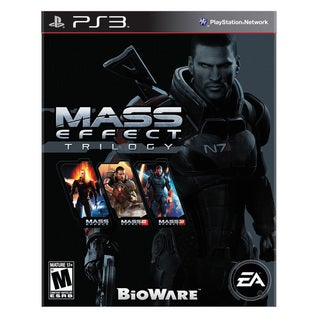 PS3 - Mass Effect Trilogy