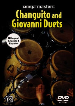 Conga Masters: Changuito and Giovanni Duets (DVD video)