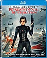 Resident Evil: Retribution (Blu-ray Disc)