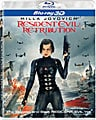 Resident Evil: Retribution 3D (Blu-ray Disc)