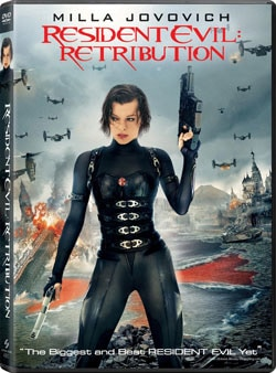 Resident Evil: Retribution (DVD)