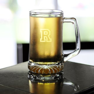 Personalized 25-ounce Sports Beer Mug