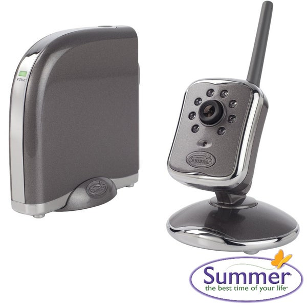 Summer Infant Connect Baby Internet Camera Set