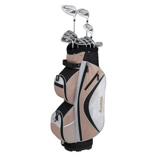 Tour Edge Women's Reaction 2 Bag & Club Set