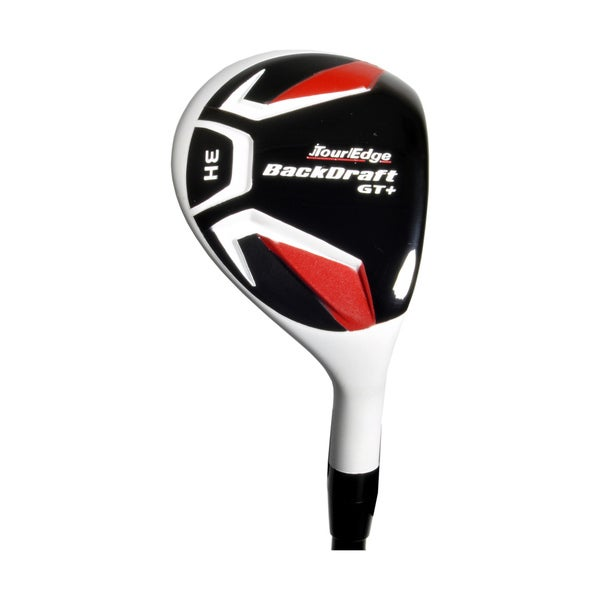 Tour Edge Men's Backdraft GT + 3 Hybrid Golf Club