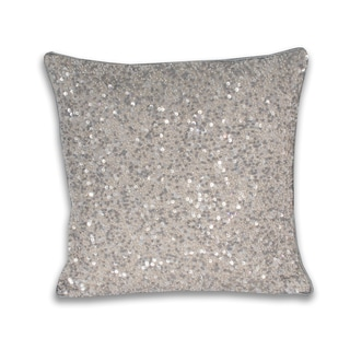 Marlo Lorenz Olivier Bead-embellished Pillow