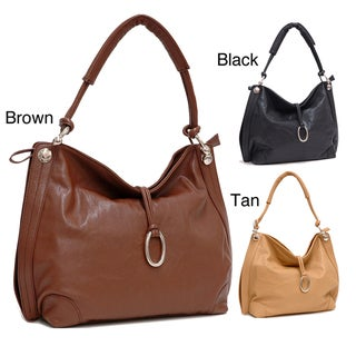 Dasein Square Hobo Bag