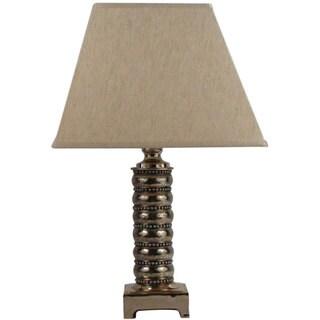 Midday Gleam Chrome/ Metal Bangle Lamp