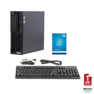 Lenovo M90p 5864 Core i5 3.2GHz 1TB SFF Computer (Refurbished)