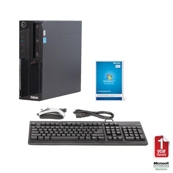 Lenovo M90p 5864 Core i5 3.2GHz 1TB SFF Computer (Refurbished)