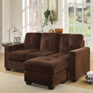 Buchanan Microfiber Sectional