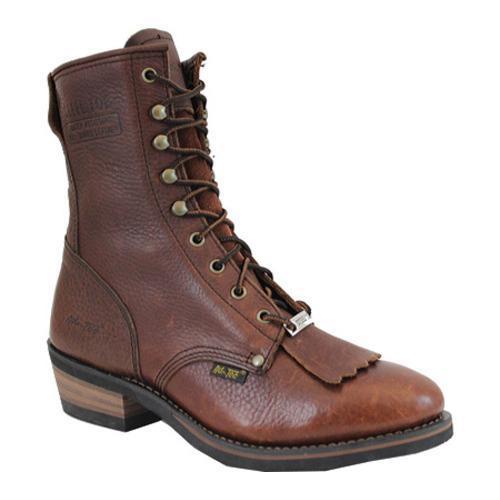 Men's AdTec 1174 Packer Boots 9in Steel Toe Brown