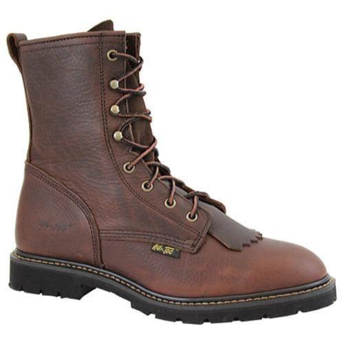 Men's AdTec 1180 Lacer Boots 9in Chestnut