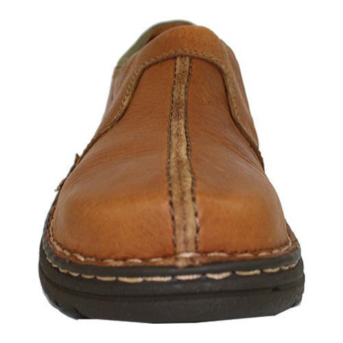 Men's AdTec 1194 Comfort Gold Casual Slip-On Brown