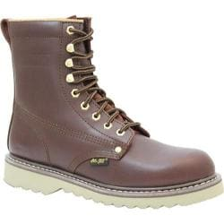 Men's AdTec 1311 Work Boots 8in Redwood