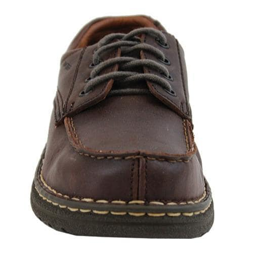 Men's AdTec 1411 Comfort Gold Casual Lace Up Brown