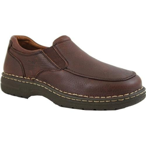 Men's AdTec 1412 Comfort Gold Casual Slip-On Brown