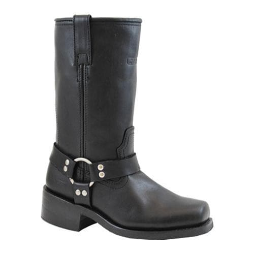 Men's AdTec 1442 Harness Boots 13in Black