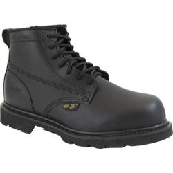 Men's AdTec 1587 Uniform Boots 6in Black