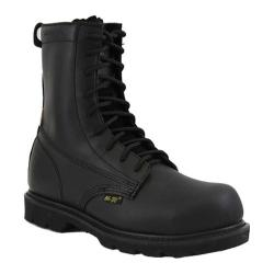 Men's AdTec 1588 Uniform Boots 8in Black