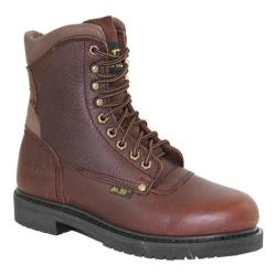 Men's AdTec 1623 Work Boots 8in Brown