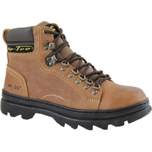 Men's AdTec 1987 Work Boots 6in Brown