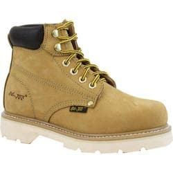 Women's AdTec 2983 Work Boots 6in Tan