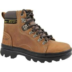 Women's AdTec 2987 Work Boots 6in Brown