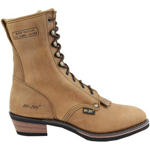 Men's AdTec 9224 Packer Boots 9in Tan